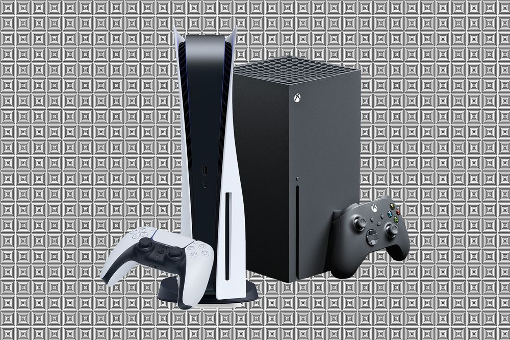 New Xbox Series X And Playstation 5 Consoles In Video Game Battle Bloomberg