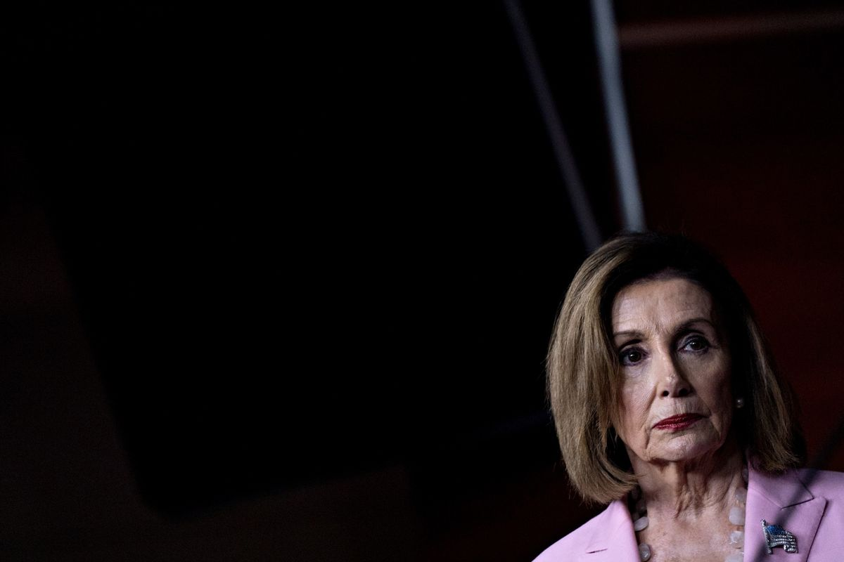 Oust Pelosi From the Presidential Succession Line