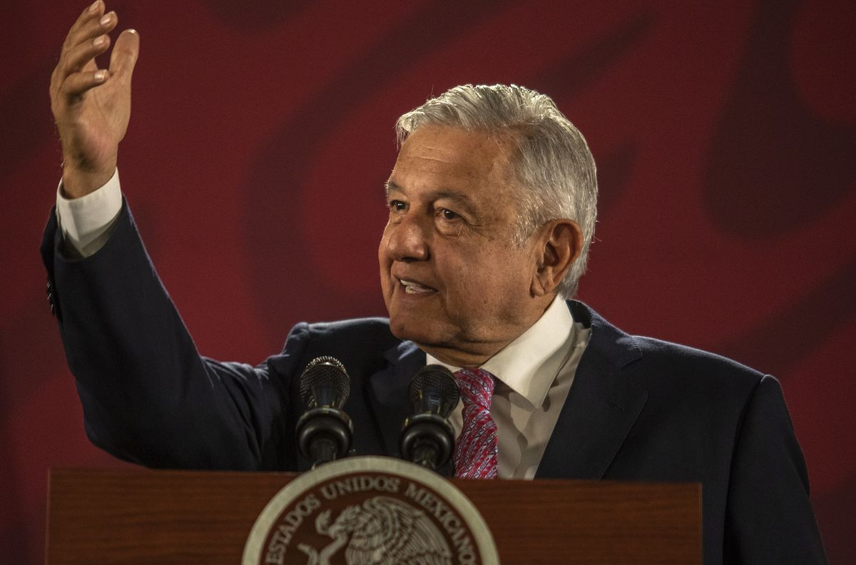 The World's No. 1 Carry Trade Is Fueled by AMLO's Peso Obsession