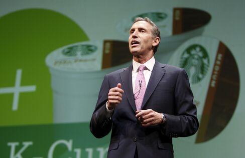 Starbucks' Schultz Urges Fellow CEOs to Boycott Campaign