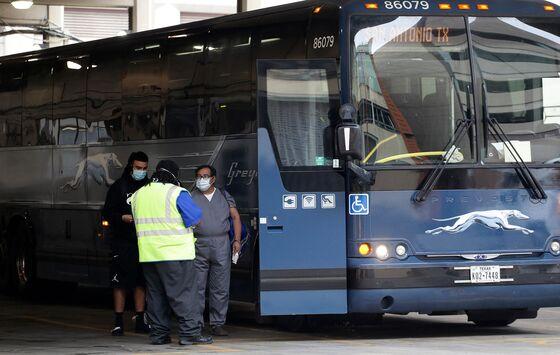 Bus Firms Fold as Pleas for Aid Go Unanswered, Stranding Needy