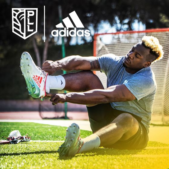 Adidas Becomes Official Outfitter for Rabil's Lacrosse League