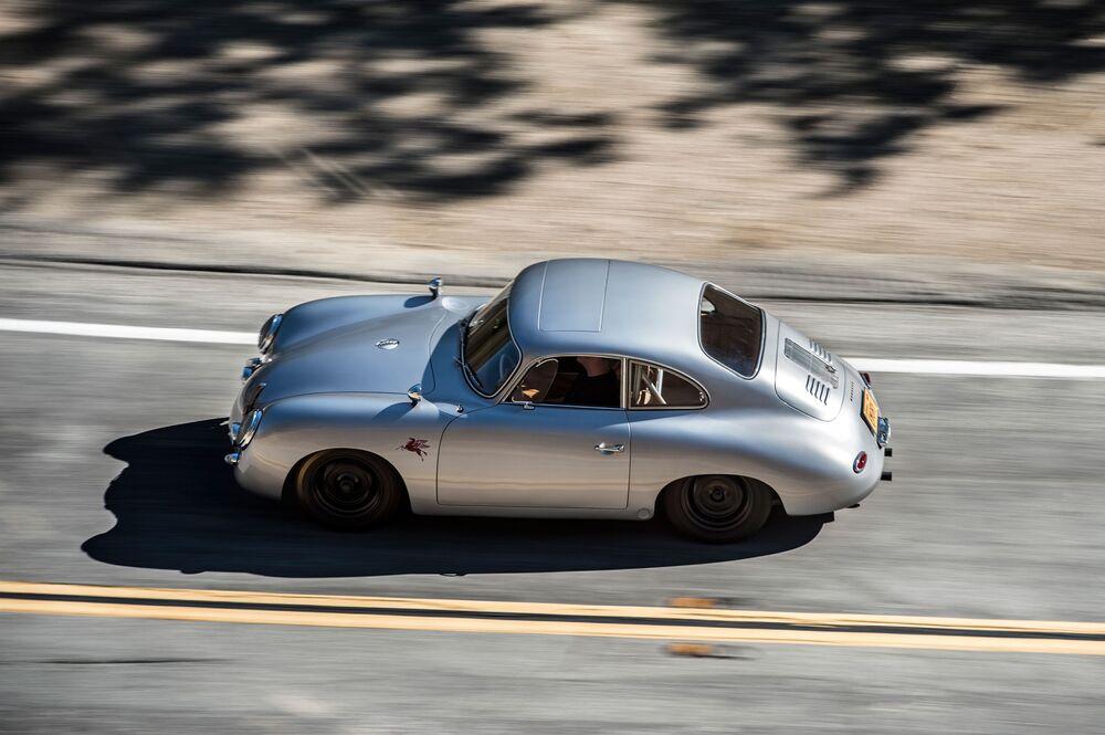 How Emory Porsche Customizes Incredible Vintage Porsche 356s Bloomberg