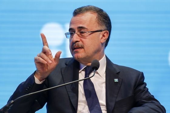 Saudi Aramco CEO Says Deal for Sabic Would Affect IPO Timeline