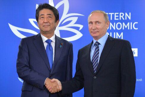 Jepang, Rusia