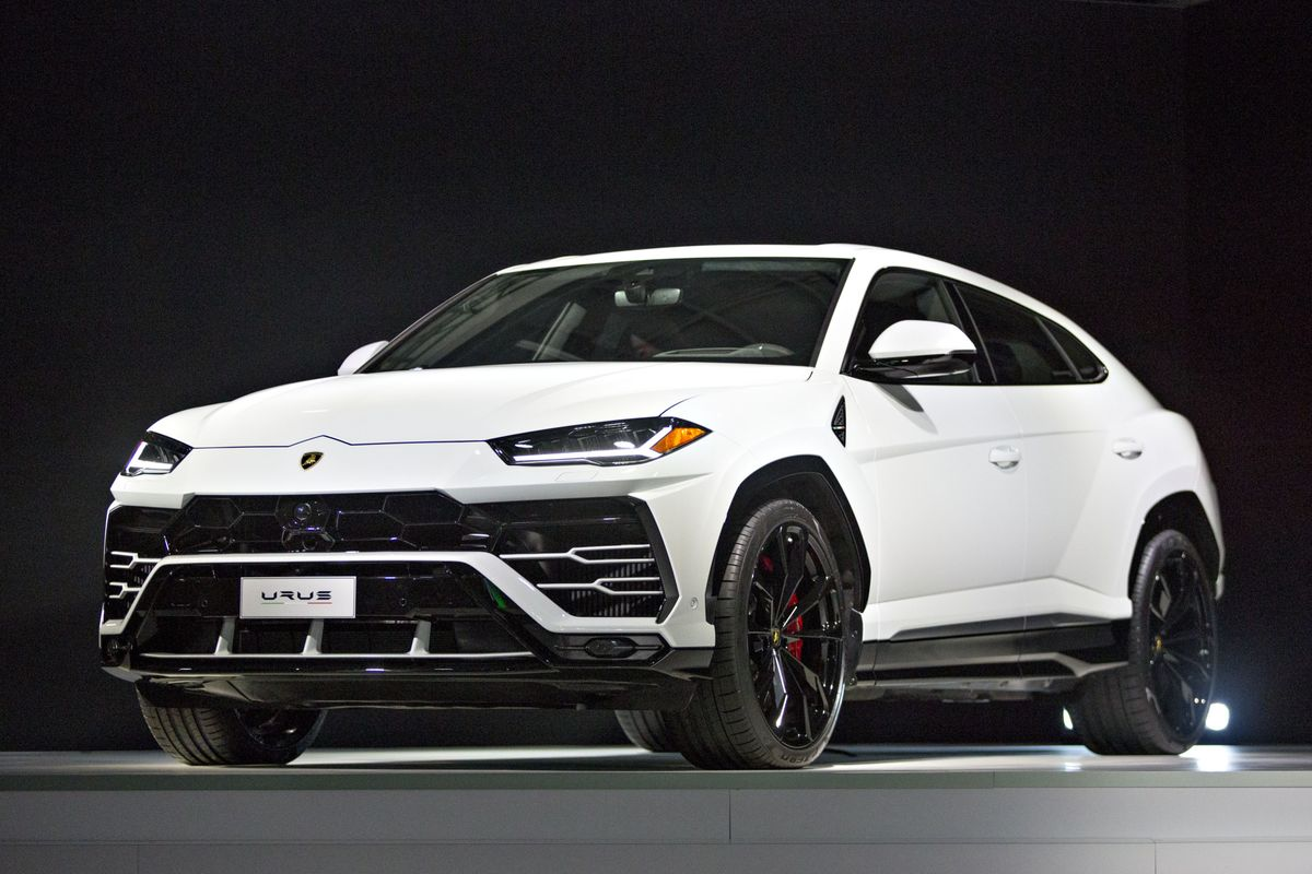 Lamborghini Looks to Boost India Sales With SUV for ...