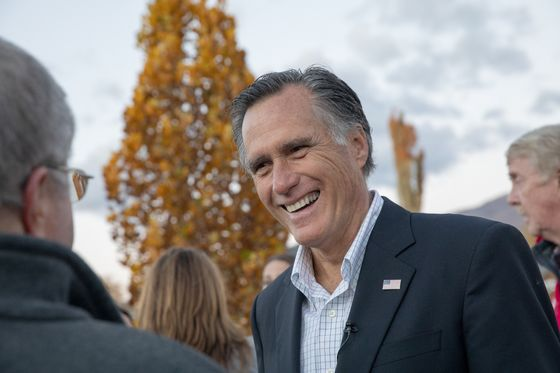 Mitt Romney Wins Utah Senate Election