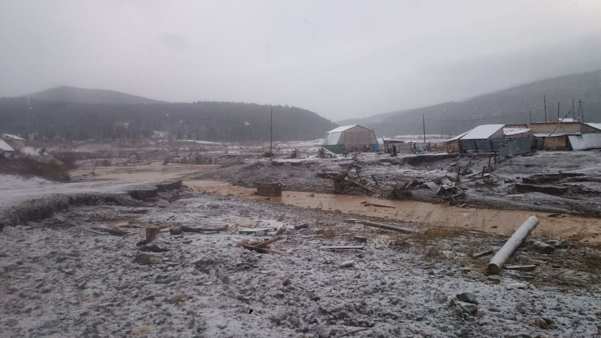 Dam Collapse at Siberian Gold Mine Leaves at Least 15 Dead