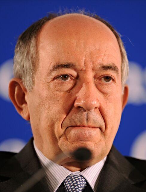 ECB Council Member Miguel Angel Fernandez Ordonez