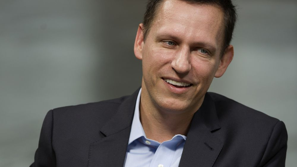 At Peter Thiel's Palantir, Allegations of Theft and Deception