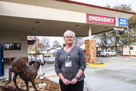 Covid Ravages Rural America, Sweeping Through Montana's Plains