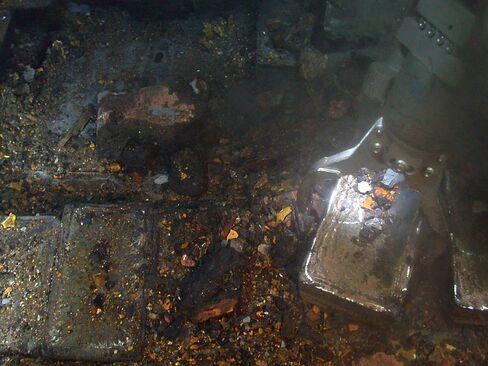 WWII Shipwreck Yields $38 Million of Silver Under Atlantic