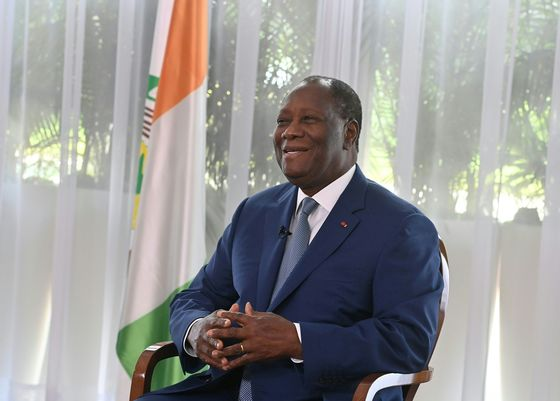 Ivory Coast Leader's Legitimacy at Stake in Vote He's Set to Win