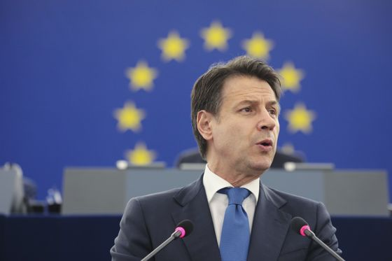 Italy's Government Under a Hail of Criticism in EU Parliament