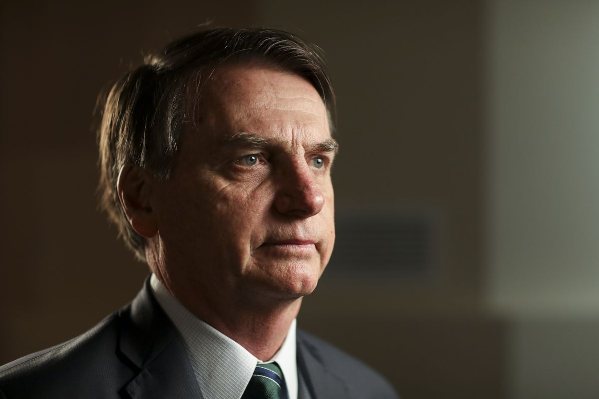 Brazil's Bolsonaro Says He Plans to Label Hezbollah Terrorists