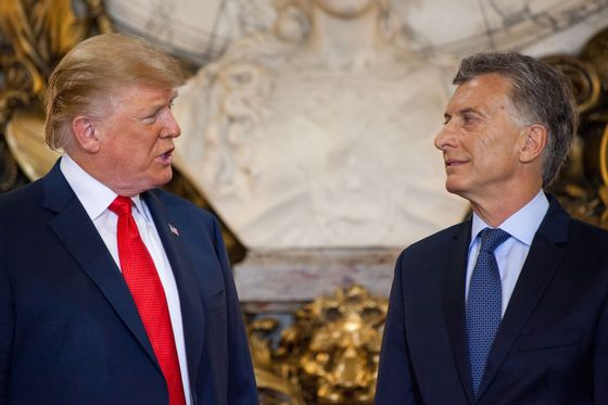 Trump's Dilemma: Appease U.S. Biodiesel or His Argentine Buddy