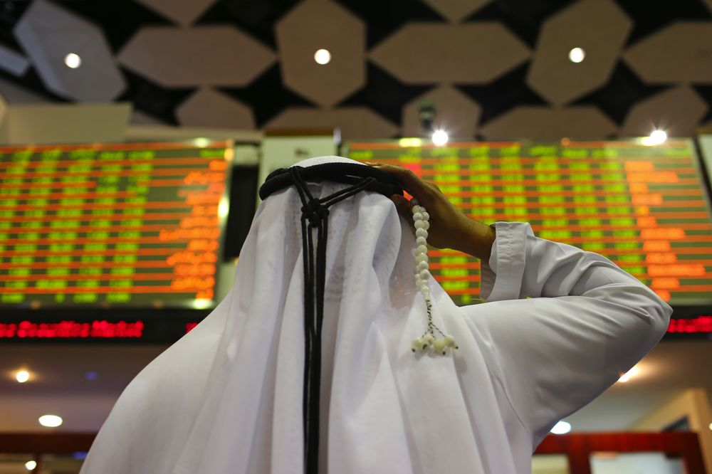 Dubai's Slide Goes Deeper as Stocks Drop to Lowest Since 2013