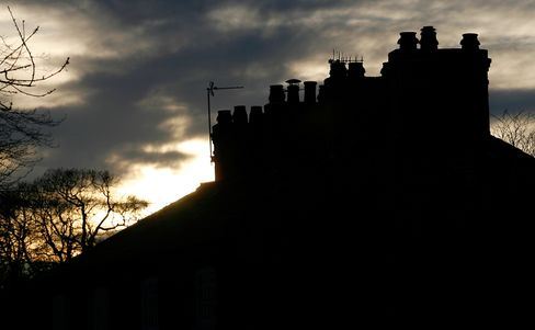 U.K. RICS Index of House Prices Remained Negative in May