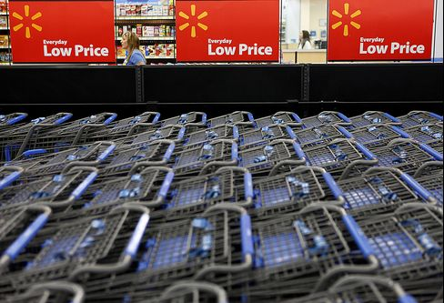 Wal-Mart Said to Focus on Two Internal Candidates to Succeed CEO