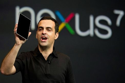 Google Leaps Deep Into Hardware With Its Nexus 7 Tablet