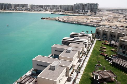 Aldar Properties, Sorouh Surge Most Since 2005