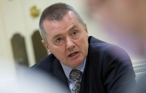 IAG Chief Executive Officer Willie Walsh