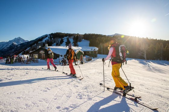 The Slightly Masochistic Trend That Is Taking Skiing by Storm