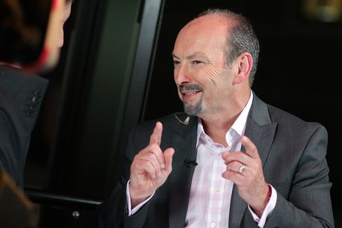Electronic Arts Inc.'s COO Peter Moore