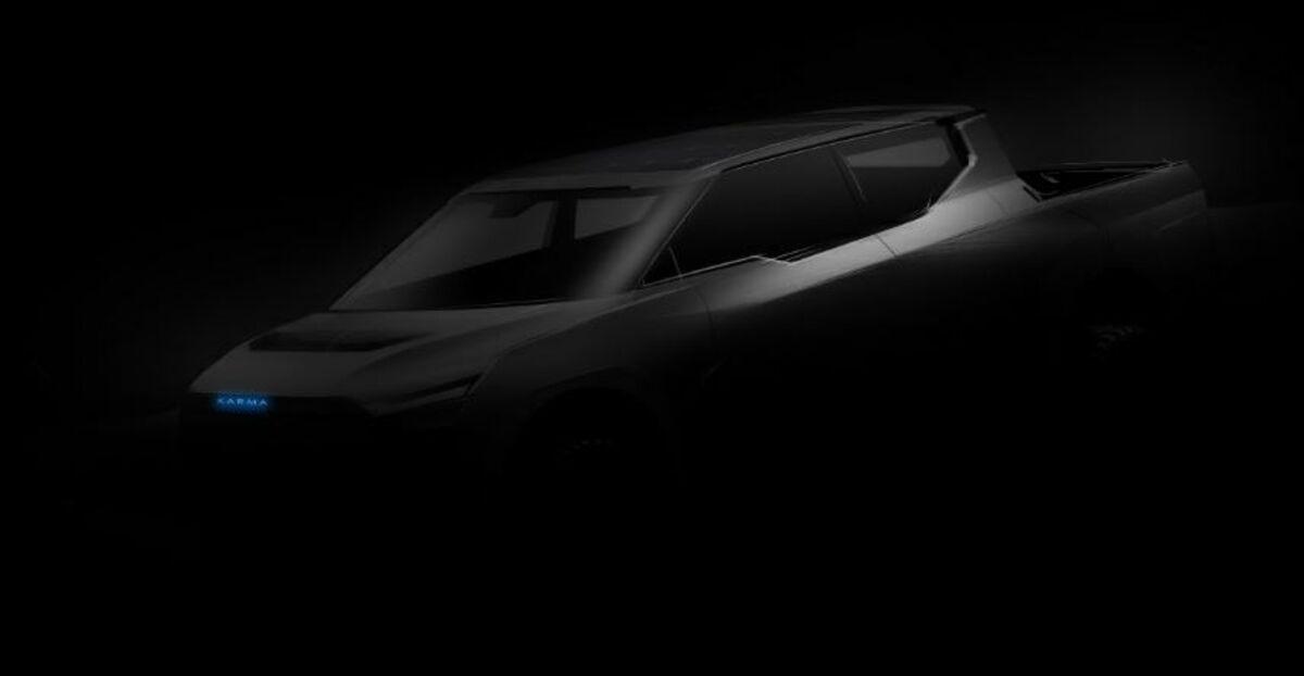 Fisker's Reincarnation, Karma Automotive, Plans Electric Truck and SUV