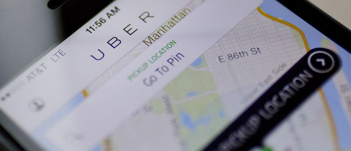 Uber to Sell Software, Starting With Four-Van Transit Service
