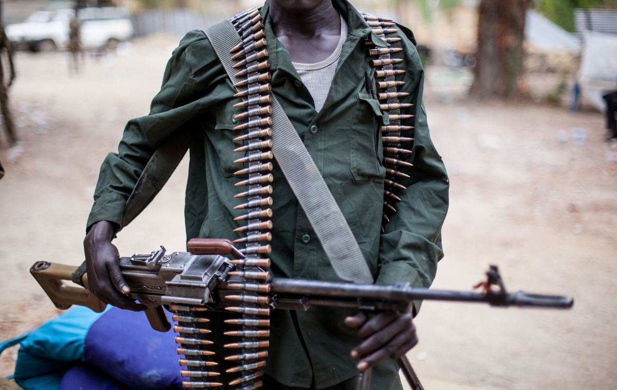 South Sudan May Plunge Back Into Full-Scale Conflict, UN Warns