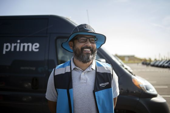 AmazonDelivery Partners Rage Against theMachines: 'We Were Treated Like Robots'