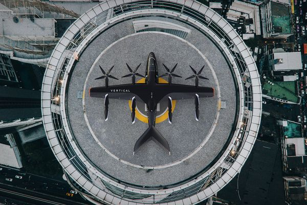 relates to Heathrow to Become Flying Taxi Hub With Vertical Aerospace Deal