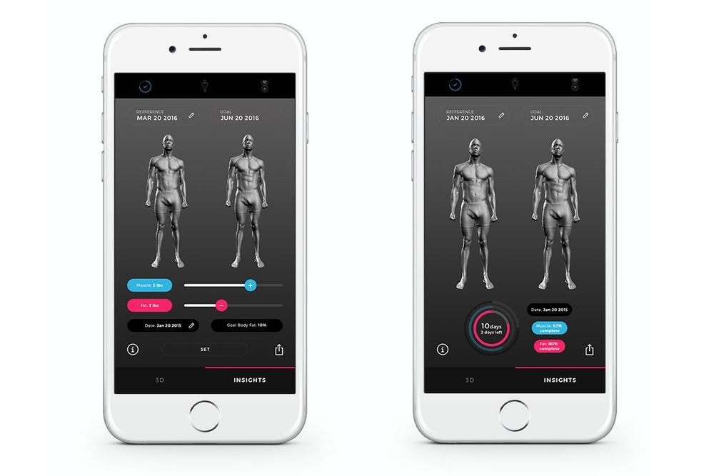 How Body Scanning Became the Latest Health Club Must-Have