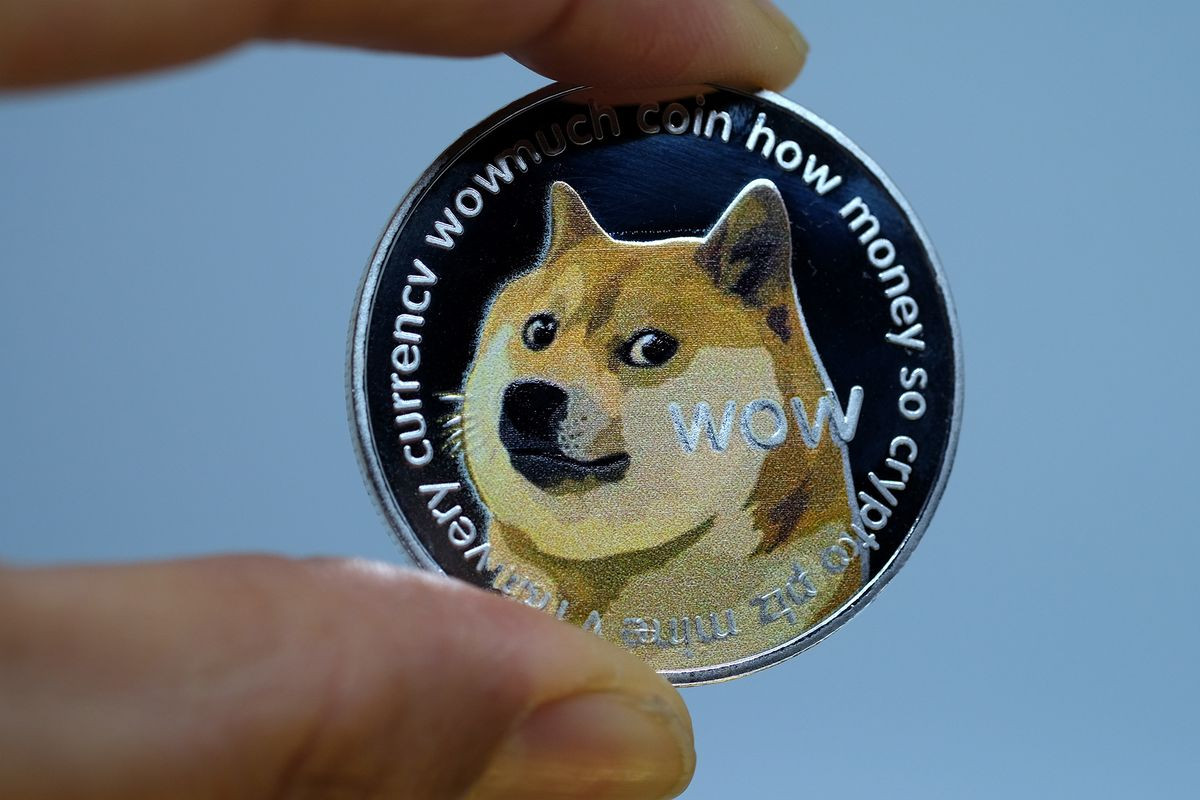 Dogecoin sinks after the rally, shouting the Reddit ...
