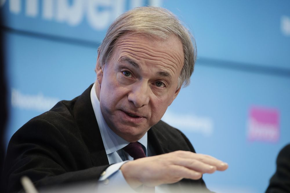 Ray Dalio Says Trade War Isn't Biggest Issue for China and U.S.
