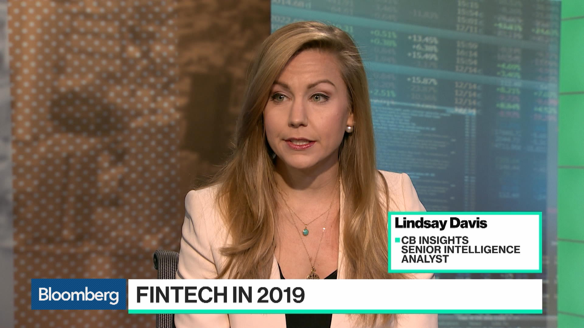 Experts Predict the Five Big Fintech Trends of 2019 - Bloomberg