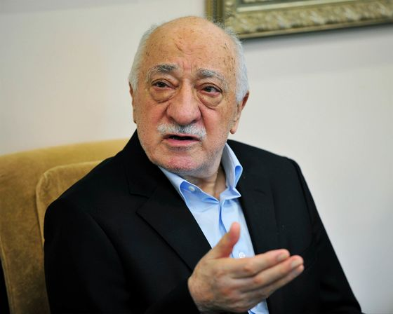 Trump Didn't Commit to Extraditing Turkish Cleric, Official Says