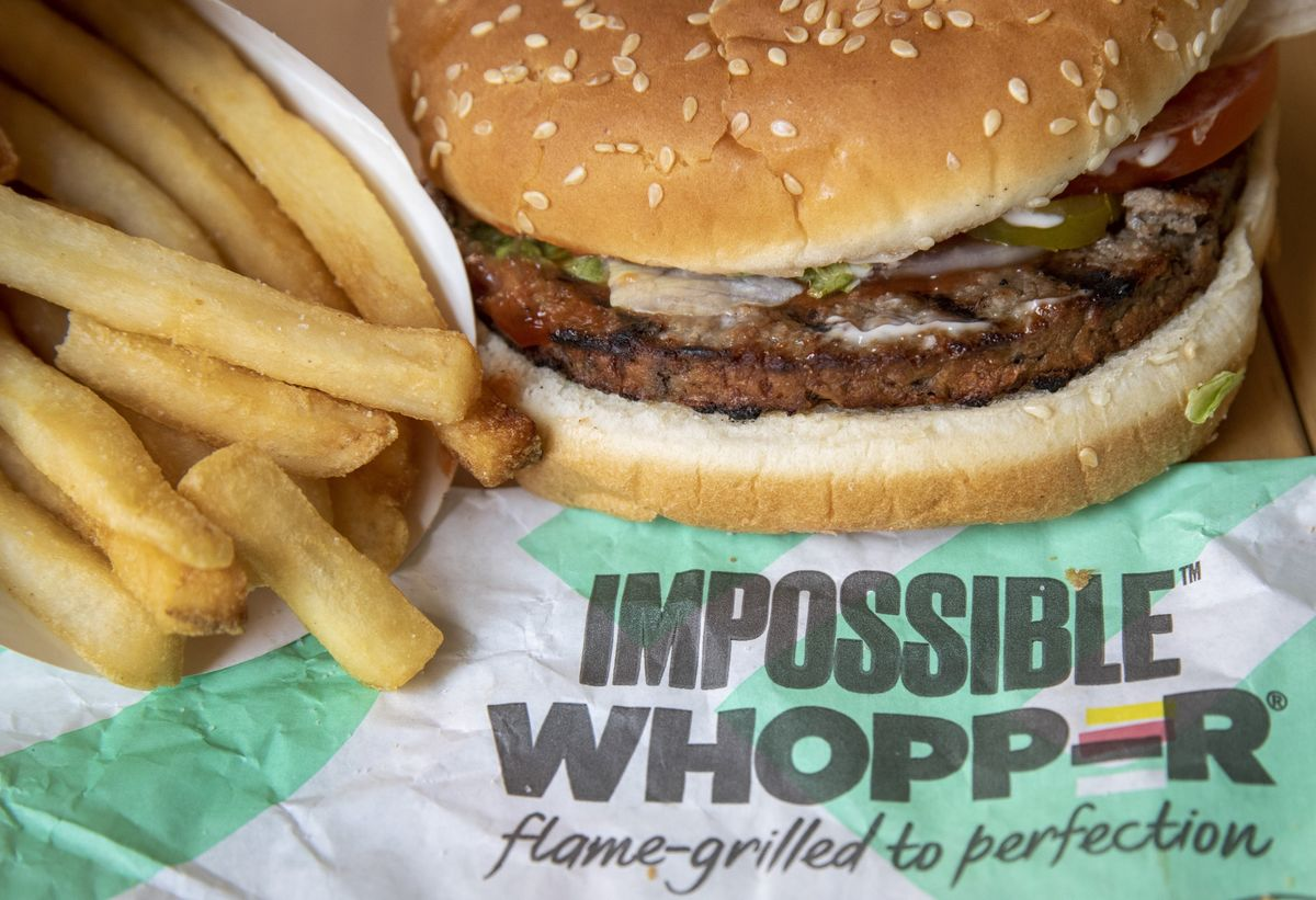 Impossible Whopper Suit Has Real Implications: Weekend Edition