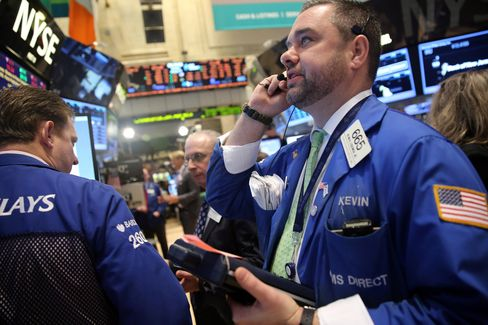 U.S. Stocks Are Little Changed After Durable Goods Amid Earnings