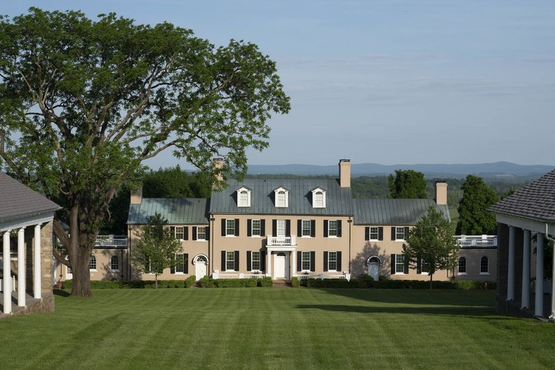 relates to A Gilded Age Playboy's 1,100-Acre Polo Estate Is Up for Sale