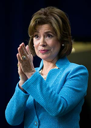 SBA Chief Maria Contreras-Sweet On Her First Month in Office