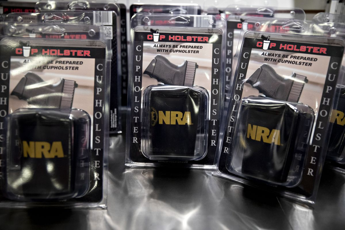 NRA Drops Lawsuit Over 'Terrorist' Label by San Francisco