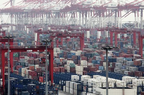 China Trade Surplus Seen by BofA at One-Tenth Official Figure