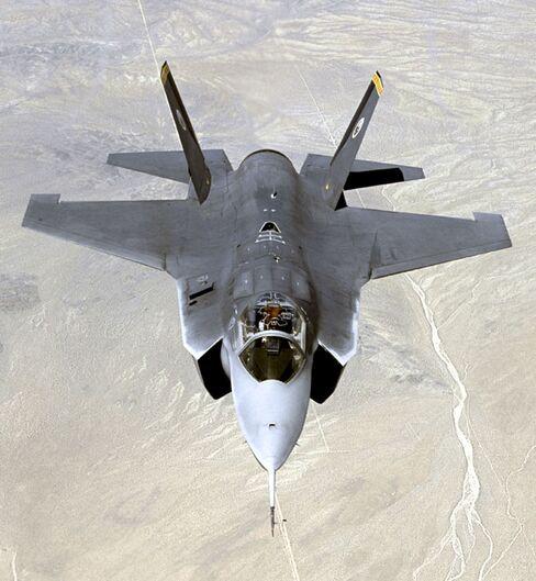 Pentagon Takes $1.6 Billion From Lockheed F-35