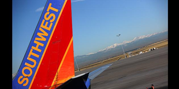36. Southwest Airlines