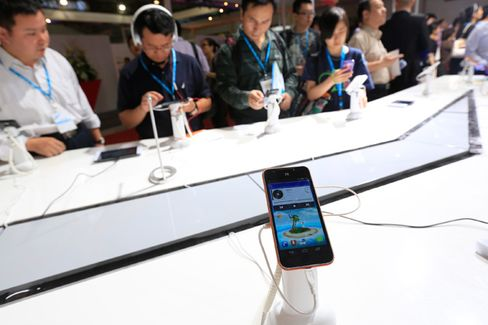 With Mozilla, ZTE Plans a New Threat to Android