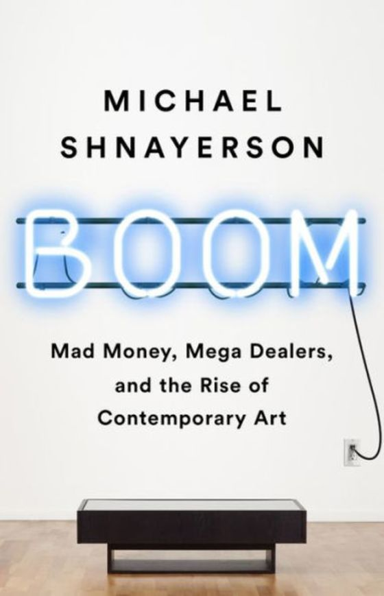 How Contemporary Art Becamea Fiat Currency for the World's Richest