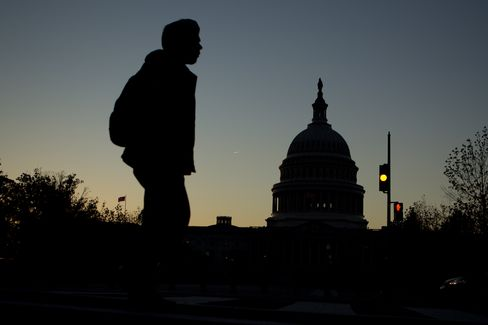 Americans Back Spending-Cut Delay While Pushing for Budget Deal