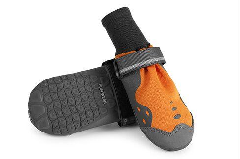 Dog boots from Ruffwear.
